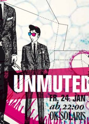 UNMUTED (Solaris Bar/Café)